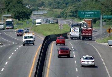 Estas son las carreteras con mayor afluencia por vacacionistas