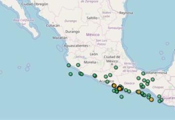 ¡Alerta en Oaxaca! Se registran 30 sismos en últimas 12 horas