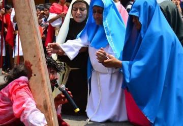 Viacrucis de Tamulté: Celebran 50 años de fe y tradición