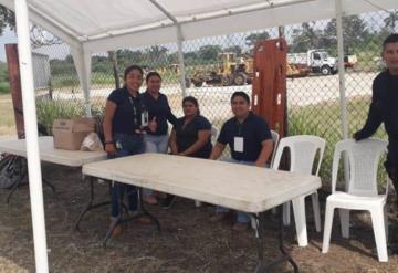 Mantienen operativo Semana Santa Segura en Comalcalco
