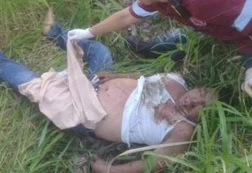 Lo asaltaron y murió de los golpes que le dieron, está en calidad de desconocido