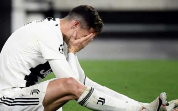 Cristiano Ronaldo dejaría a la Juventus tras la eliminación de la Champions League