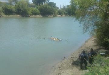 Hallan cadáver en río Carrizal del Fraccionamiento Bosques de Saloya