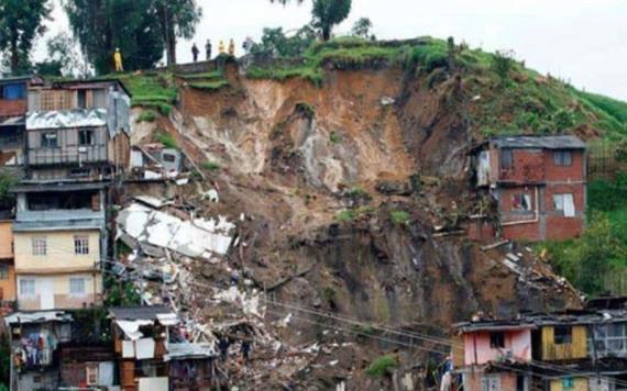 Deslave en Colombia deja 14 muertos