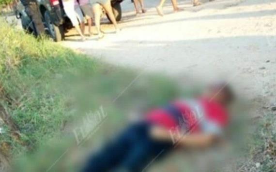Matan a golpes a conocido labriego en Balancán