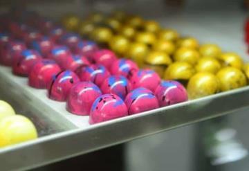 ¡Todo un éxito! Wolter exporta más chocolate