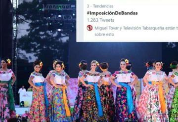 Somos tendencias en redes sociales con #ImposicióndeBandas2019