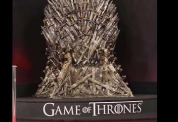 HBO presenta Parque Tabasco el Trono de Hierro original