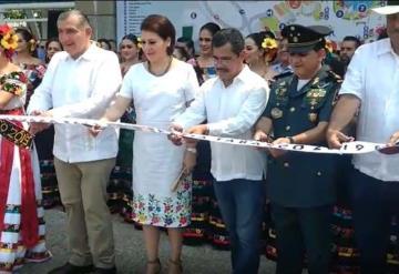 Acude el Comandante de la 30 Zona Militar Pedro Escalera a inauguración de la Feria Tabasco 2019
