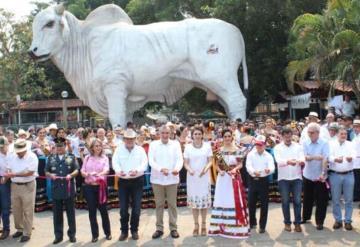 Así fue la inauguración oficial de la Feria Tabasco 2019,