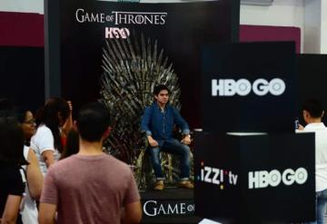 HBO se luce en la Feria con ´Game of Thrones´