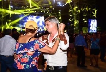 Arman la fiesta de la cumbia en la Feria Tabasco 2019