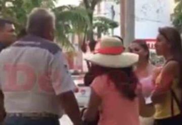Taxista cobra 4 mil 500 pesos a turistas por un viaje
