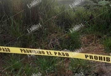 Hallan el cadáver de abuelito a orillas de la carretera vía corta Cunduacán