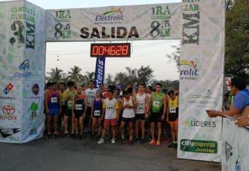 Así se vivió la 1° Carrera Reciclare en Villahermosa