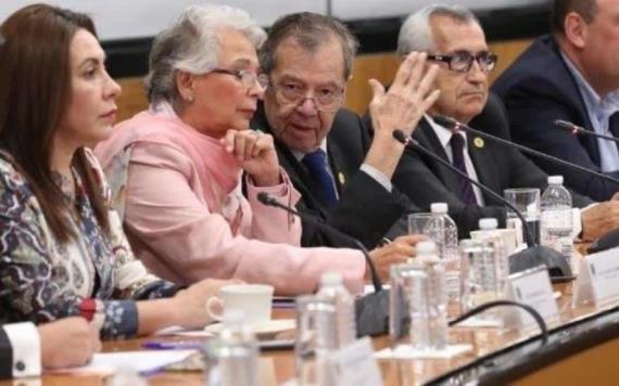 Se terminó la guerra contra las drogas con el Plan Nacional de Desarrollo: SEGOB