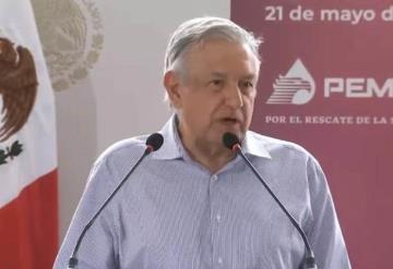 Pemex será la palanca del desarrollo nacional en 2022: AMLO