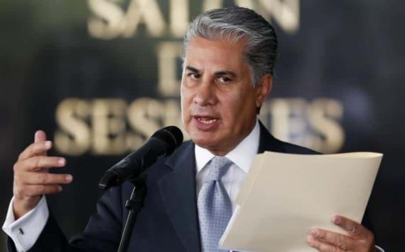 Morena definirá si expulsa a Alejandro Rojas Díaz, piedrita en el zapato del partido del presidente