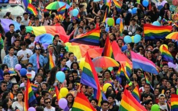 Pensar diferente no es pensar con odio, iglesia a comunidad LGBTTTI