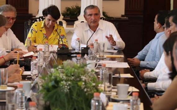 Tabasco y Francia construyen alianza
