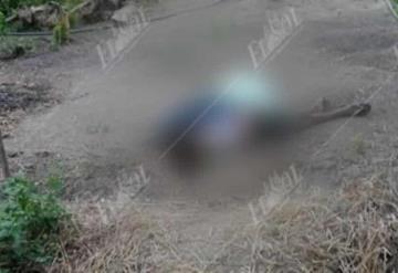 Hallan dos ejecutados en Río Viejo con mensaje en cartulina