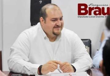 Braulio Exequias Escalante anuncia que dejará diputación local