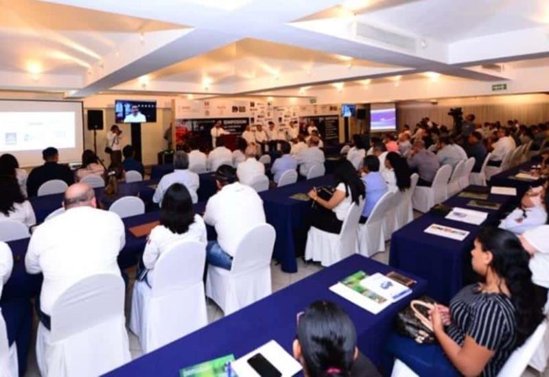 Inauguración del 1er simposium Nacional y desarrollo de proveedores del sector hidrocarburos