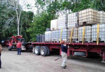 Decomisan más de 10 mil litros de huachicol y autos robados en Corregidora 3ra sección