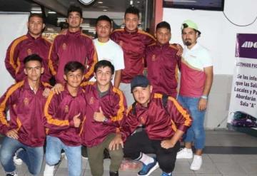 Parten luchadores tabasqueños a Olimpiada Nacional 2019