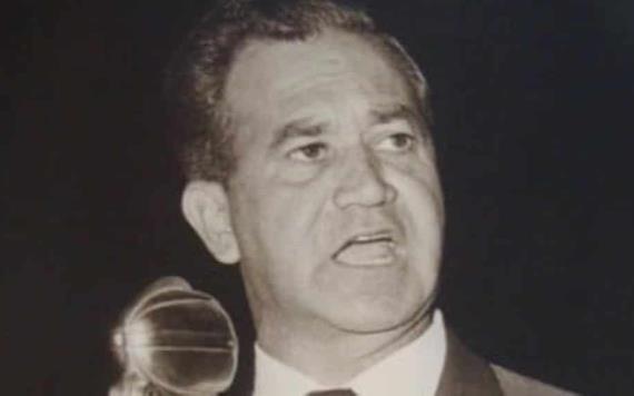 'llegarás a ser gobernador´; Garrido a Carlos A. Madrazo Becerra, cuando tenía 10 años de edad.