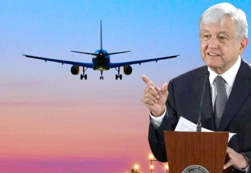 AMLO dio a conocer lista de solicitudes de viajes al extranjero de funcionarios
