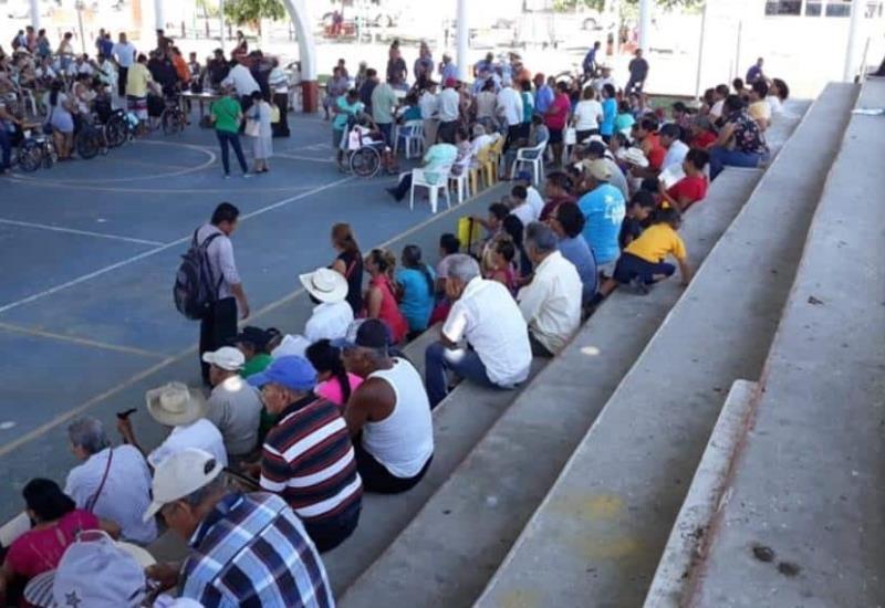 Más de 300 adultos mayores se quedaron sin recibir apoyo para el Bienestar