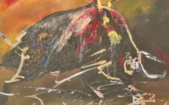"""""""6 Toros 6"""" de Rogelio Urrusti de Mendoza"""