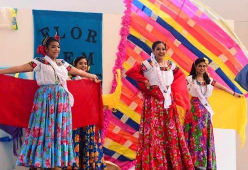 Realizan Elección Flor Secundaria 2019 del CEM Anáhuac