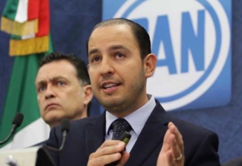 México se sometió ante Trump; AMLO mancillo´ nuestra soberanía: Marko Cortés