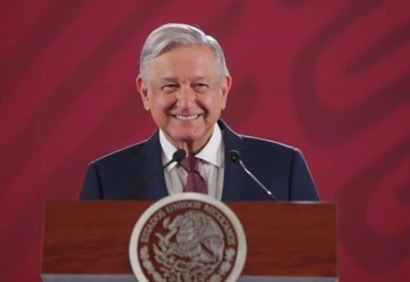 Volverá la tranquilidad y la confianza para México: Andrés Manuel