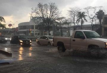 Estas avenidas están inundadas por las lluvias, toma precauciones