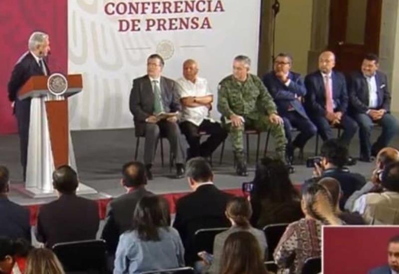 Presentan comisión para atender la migración en México