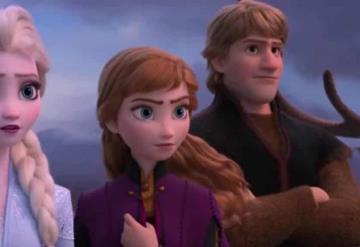 Disney  estrena el tráiler de 'Frozen 2'