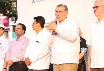 Cero tolerancia a la corrupción: Adán Augusto López Hernández