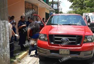 ¡Violento asalto! Cuentahabiente es perseguido, baleado y asaltado en Gaviotas luego de retirar