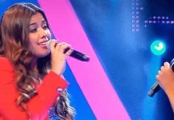 Silvia Priego termina su paso por La Voz