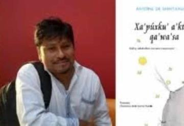 """Profesor de educación bilingüe de Puebla traduce """"El Principito"""" al totonaco"""