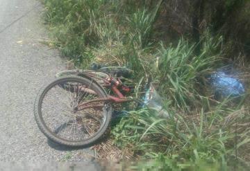 Atropellan a persona de la tercera edad en la carretera Cunduacán - Comalcalco