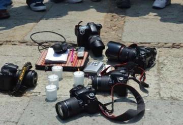 Aún sin fecha ley de protección a periodistas