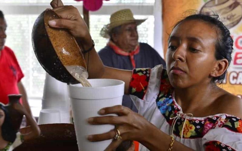 """""""Envicate el pozol y el chorote"""" en el  4to Festival del Pozol, lleva tu bush, pote o jícara"""