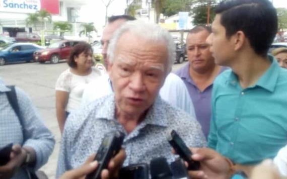 Granier sigue firme; sí habrá demanda contra Nuñez