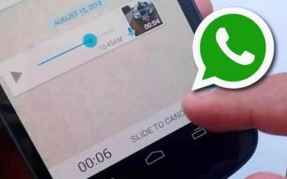 ¿Cómo modificar las notas de voz que envías por WhatsApp? Aquí te decimos
