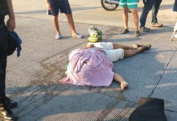 Muere persona atropellada en periférico de la ciudad de Villahermosa