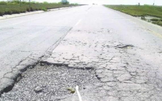 35% de las carreteras libre de peaje en México presentan pésimas condiciones